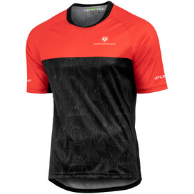 Mondraker Roust SS Jersey Men red